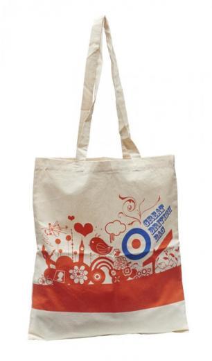 Einkaufstasche aus Baumwolle